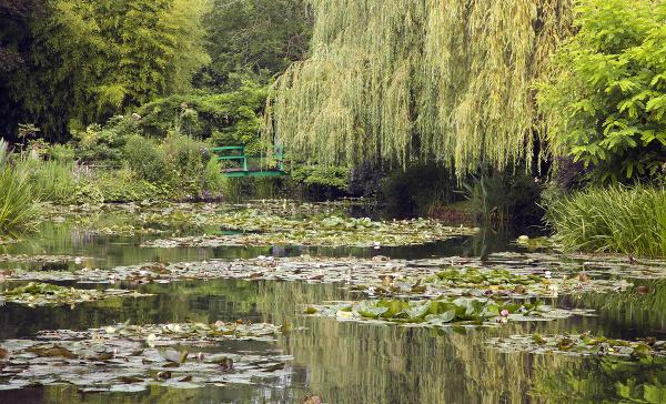 Monetova záhrada, Giverny, Francúzsko