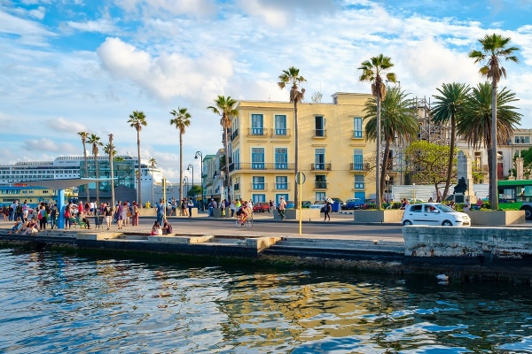 Najlepšie miesto v Havane