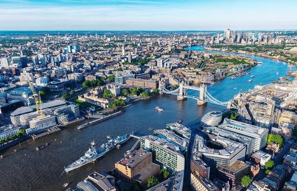 Londýn, Spojené kráľovstvo Veľkej