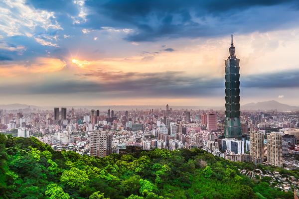 Tchaj-pej, Taiwan