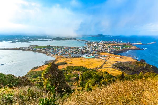 Ostrov Jeju, Južná Kórea