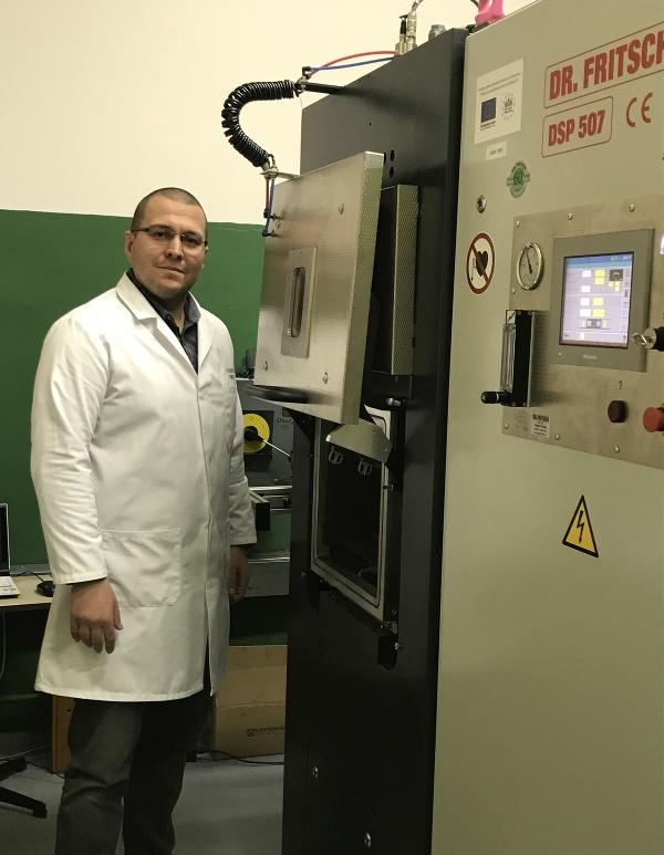 Ing. Peter Tatarko, PhD.