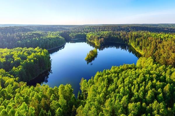 Jazero Narač, Bielorusko