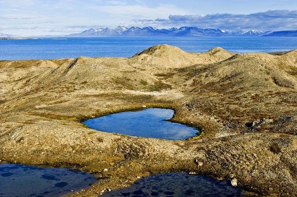 Súostrovie Špicbergy, Nórsko