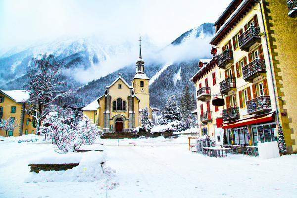 Chamonix, Fraancúzsko