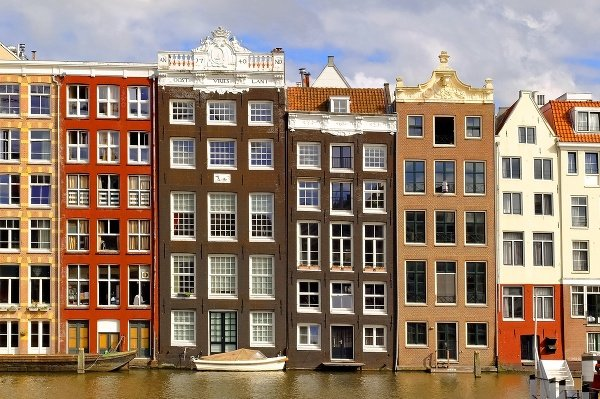 Amsterdam, Holandsko