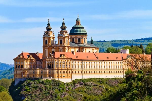 Opátstvo Melk, Rakúsko