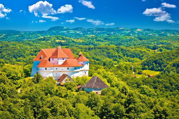Hrad Veliki Tabor, Chorvátsko