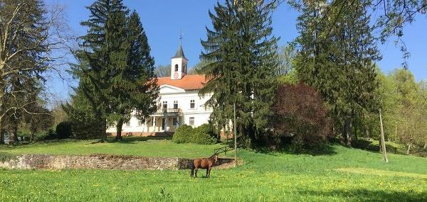 Hrad Bežanec, Chorvátsko
