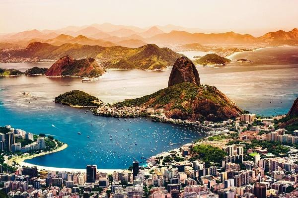 Spoznajte Brazíliu včítane jej