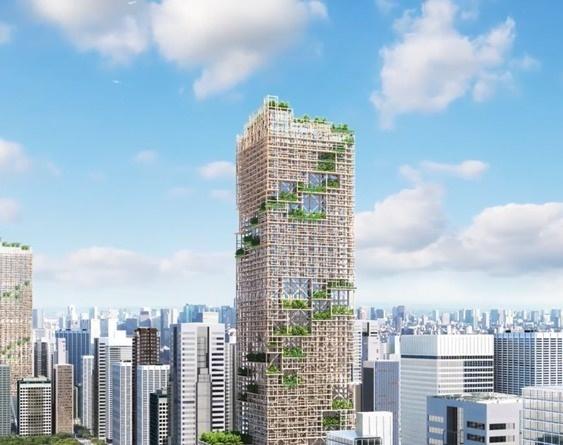 V Tokiu vyrastie najvyšší