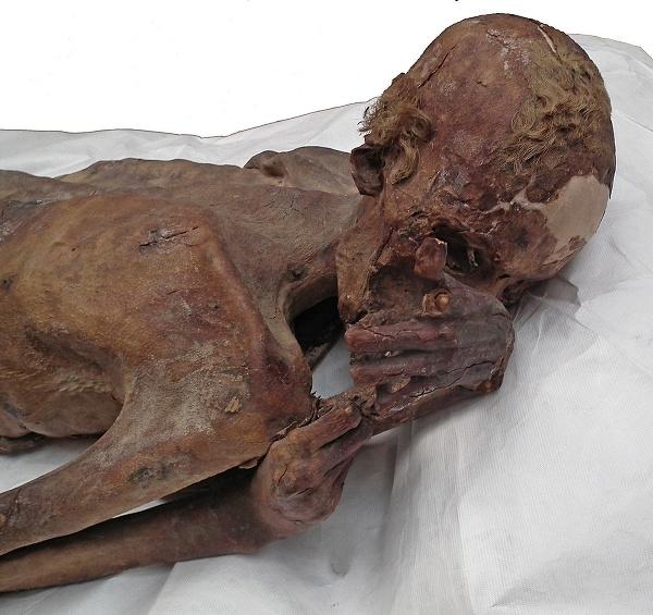 Na päťtisícročných múmiách našli