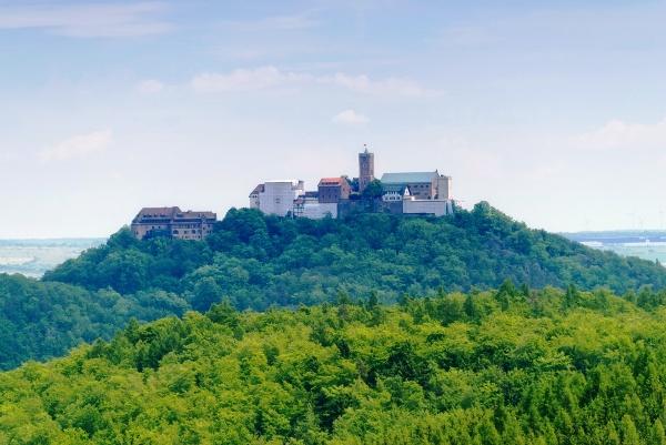 Hrad Wartburg, Nemecko