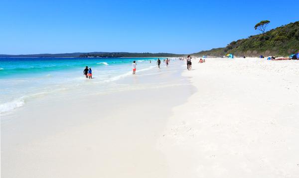 Hyams Beach, Austrália