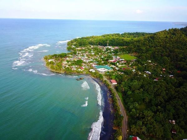 Playa Negra, Kostarika