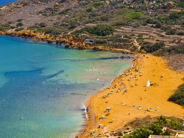 Ramla Bay, Malta