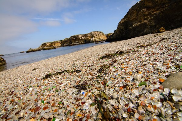 Glass Beach, USA
