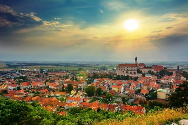 Lednicko-valtický areál, Česká republika