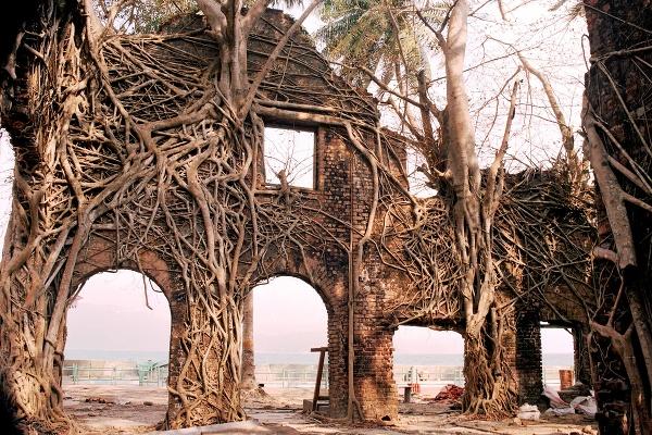 Rossov ostrov, Andamany a