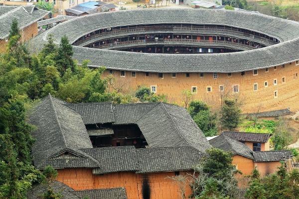 Tulou, Čína