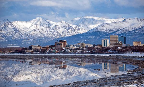 Aljaška, USA