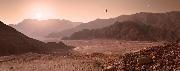 Pvrch Marsu. © Thinkstock
