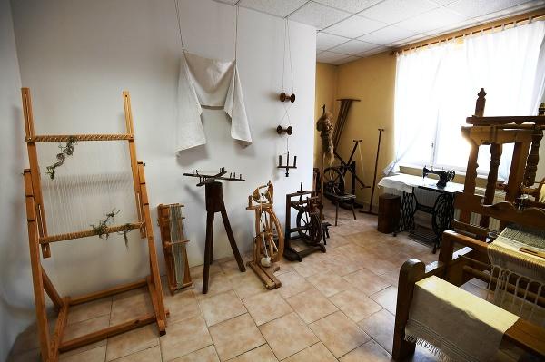 Nové Múzeum plátna, tkáčstva