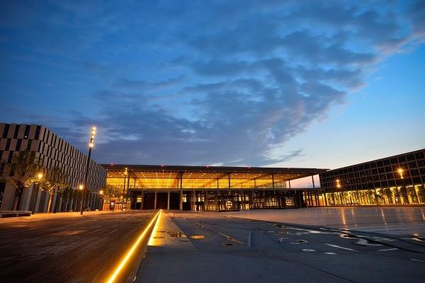 Letisko Berlín-Brandenburg (BER)