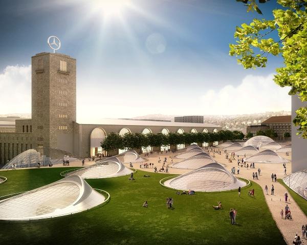 Stuttgart bude mať výnimočnú