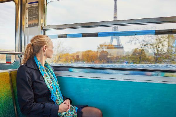 Európa vlakom: 10 tipov
