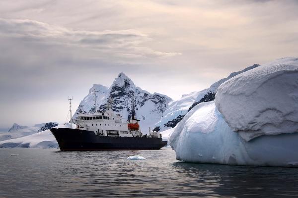 Líder polárnych expedícií: Ľudia