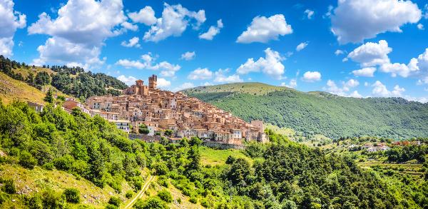 Abruzzo, Taliansko