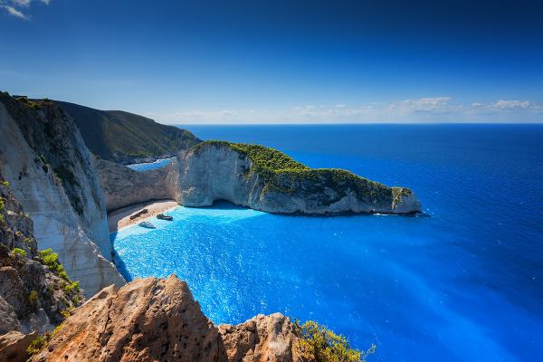 Pláž stroskotanej lode, Zakynthos