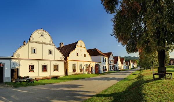 Holašovice, Česká republika