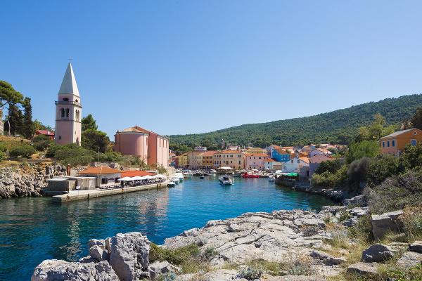 Lošinj, Chorvátsko