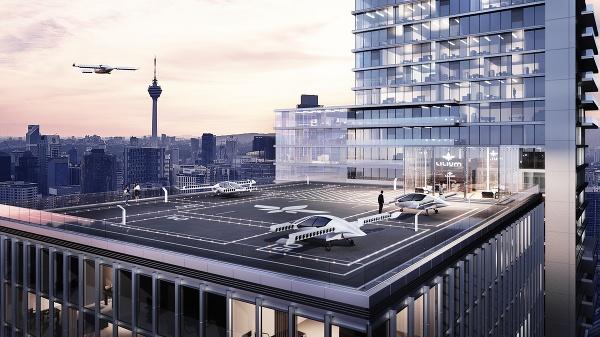 Nemecký start-up Lilium vyvíja