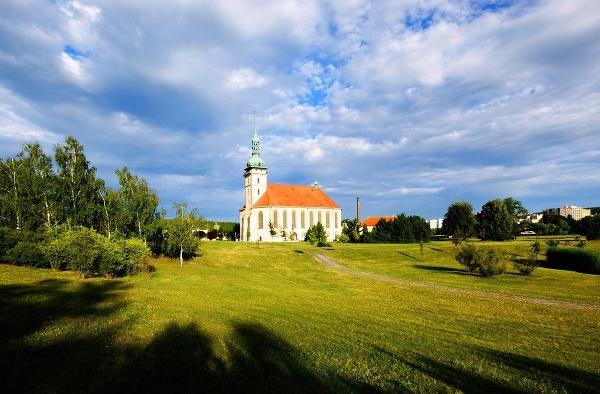 Kostol Nanebovzatia Panny Márie,