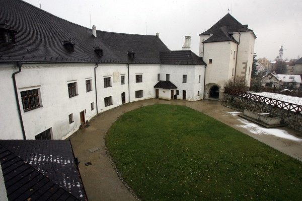 Nové Hrady, Česká republika