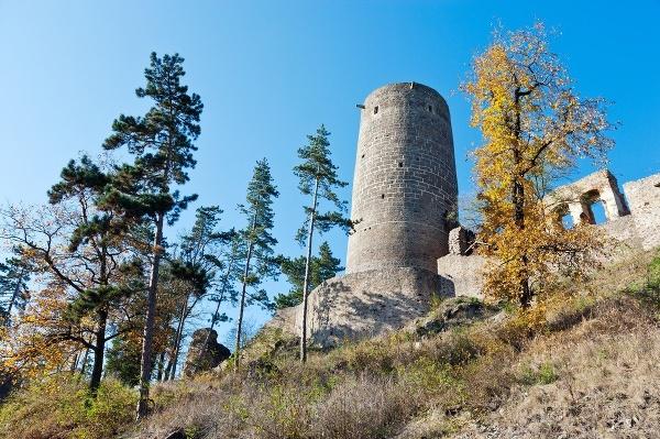 Žebrák, Česká republika
