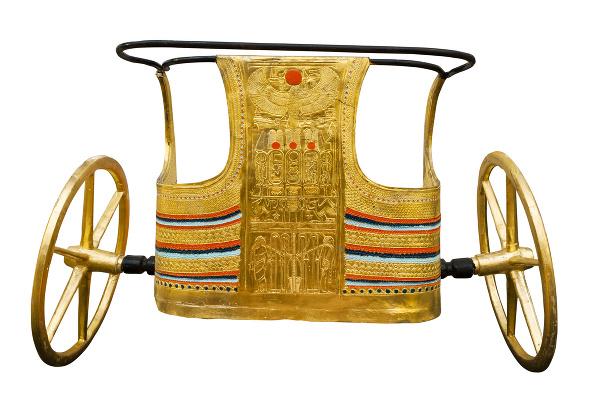 Kópia Tutanchamonovho voza