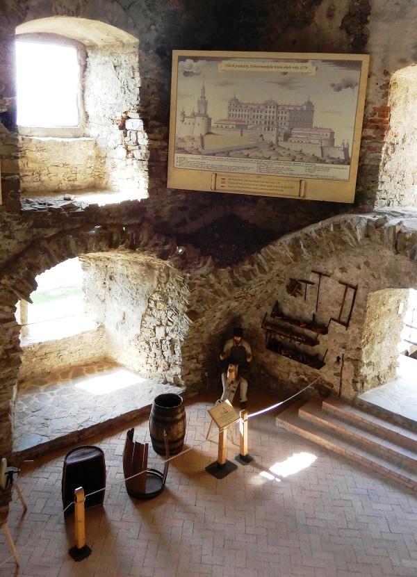 Na Ľubovnianskom hrade nedávno