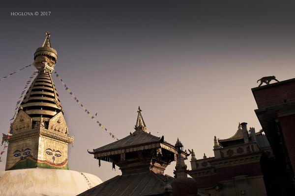 Káthmandu, Nepál