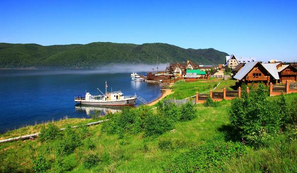 Bajkalské jazero, Ruská federácia