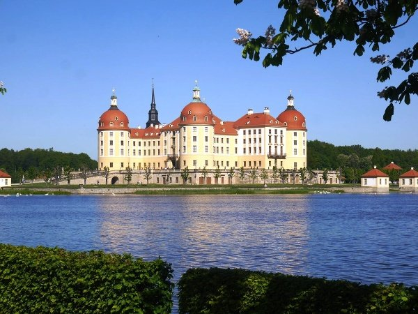 Zámok Moritzburg, Nemecko