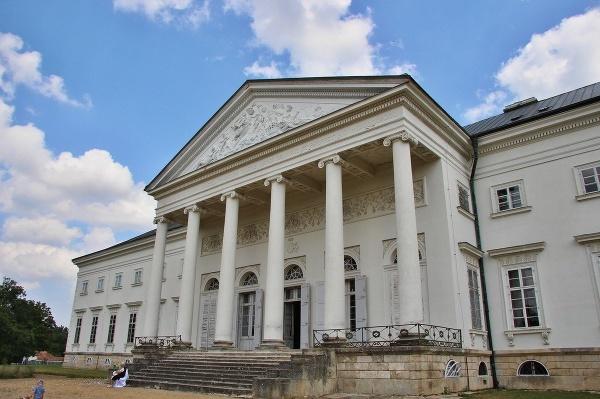Zámok Kačina, Česká republika