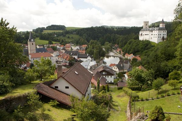 Rožmberk, Česká republika
