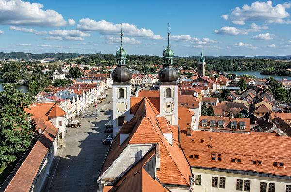Telč, Česká republika