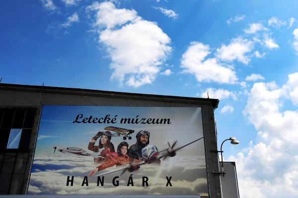 Trenčín: V múzeu Hangár