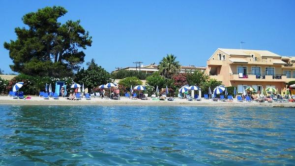 Ostrov Korfu, Grécko