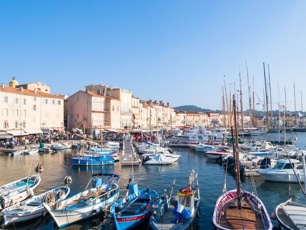 Saint-Tropez, Francúzsko